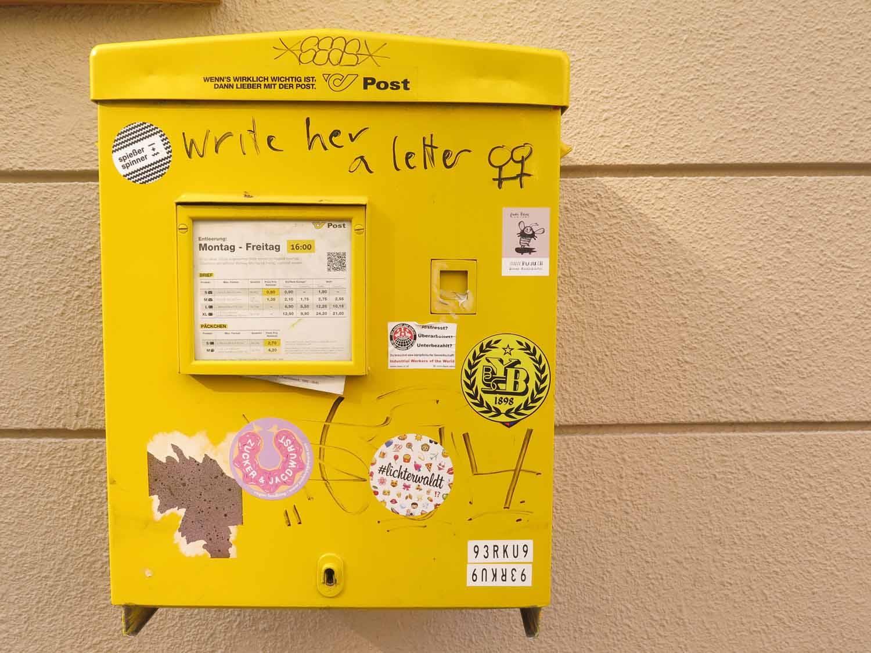 Austria-Vienna-Street-Scenes-Mailbox