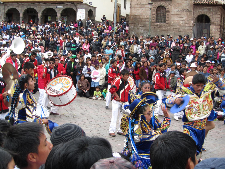 Peru-Cusco-Fiesta