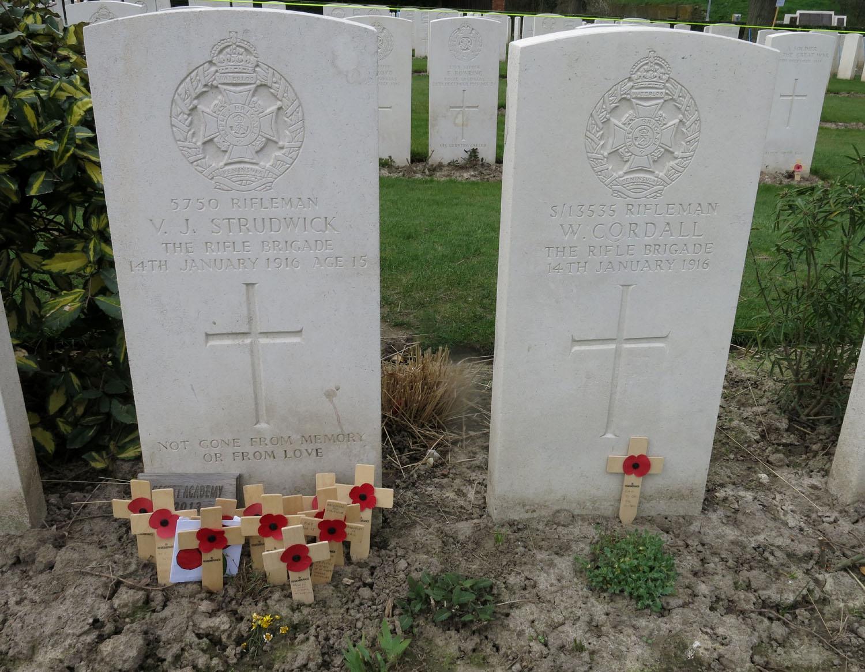 Belgium-Ypres-Essex-Farm-Cemetery-Strudwick