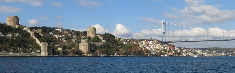 Turkey-Bosphorus-Castle