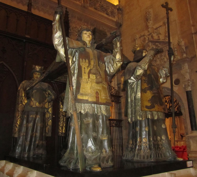 Spain-Sevilla-Cathedral-Columbus