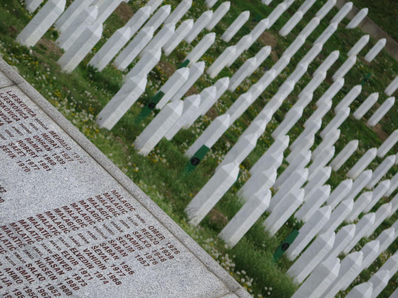 Bosnia-Srebernica-Memorial