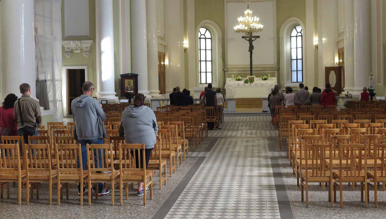 Russia-Saint-Petersburg-Catholic-Church