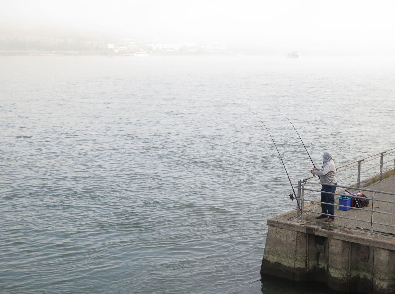 Germany-Rhine-River-Valley-Bingen-Fisherman