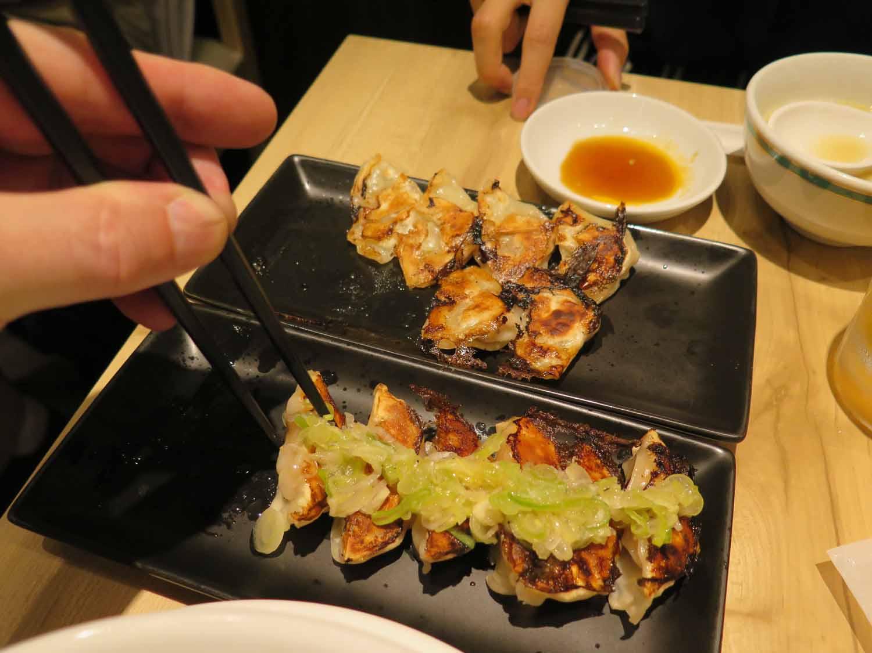 Japan-Tokyo-Food-And-Drink-Dumplings