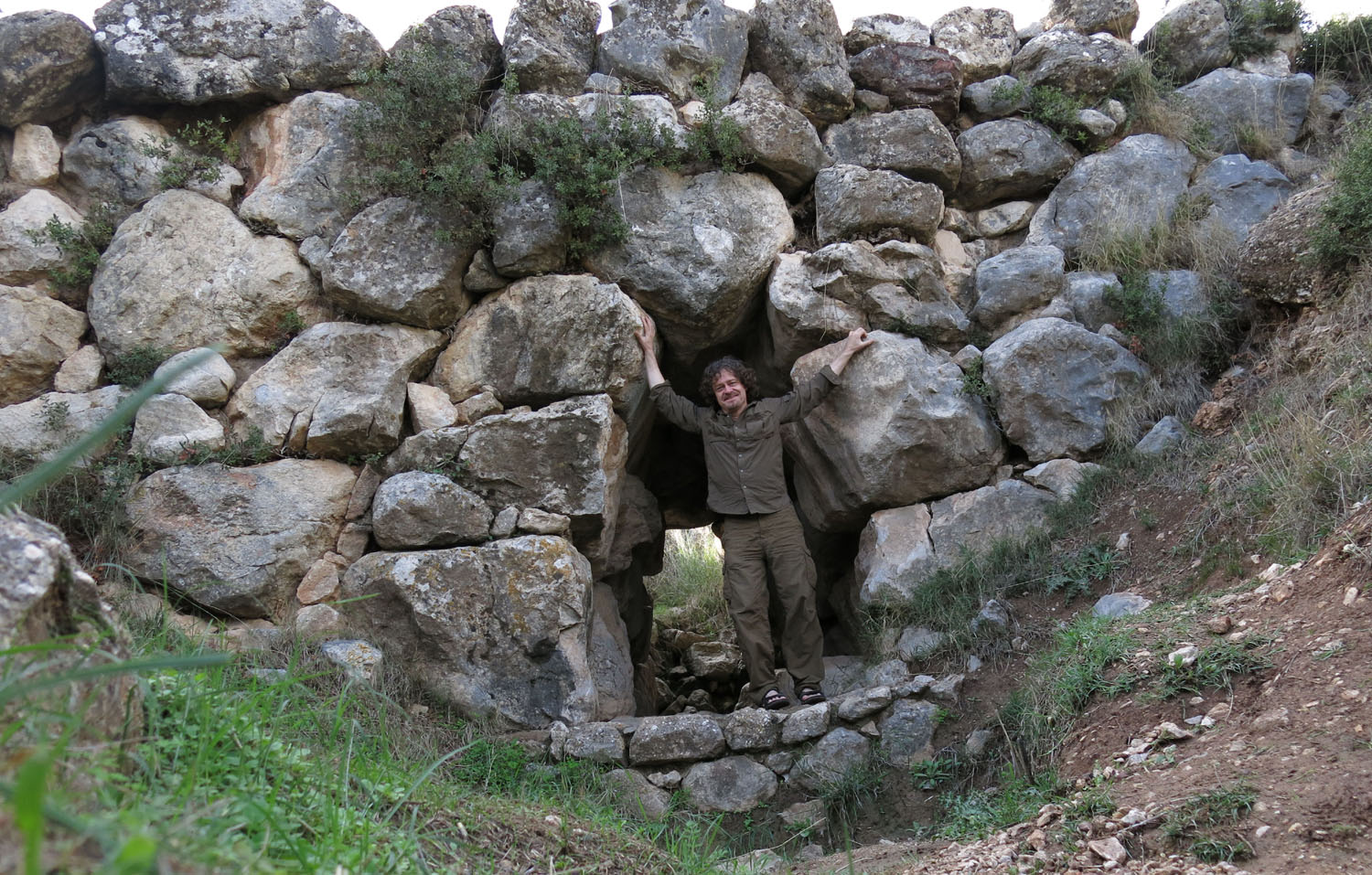 Greece-On-The-Road-Mycenaean-Bridge