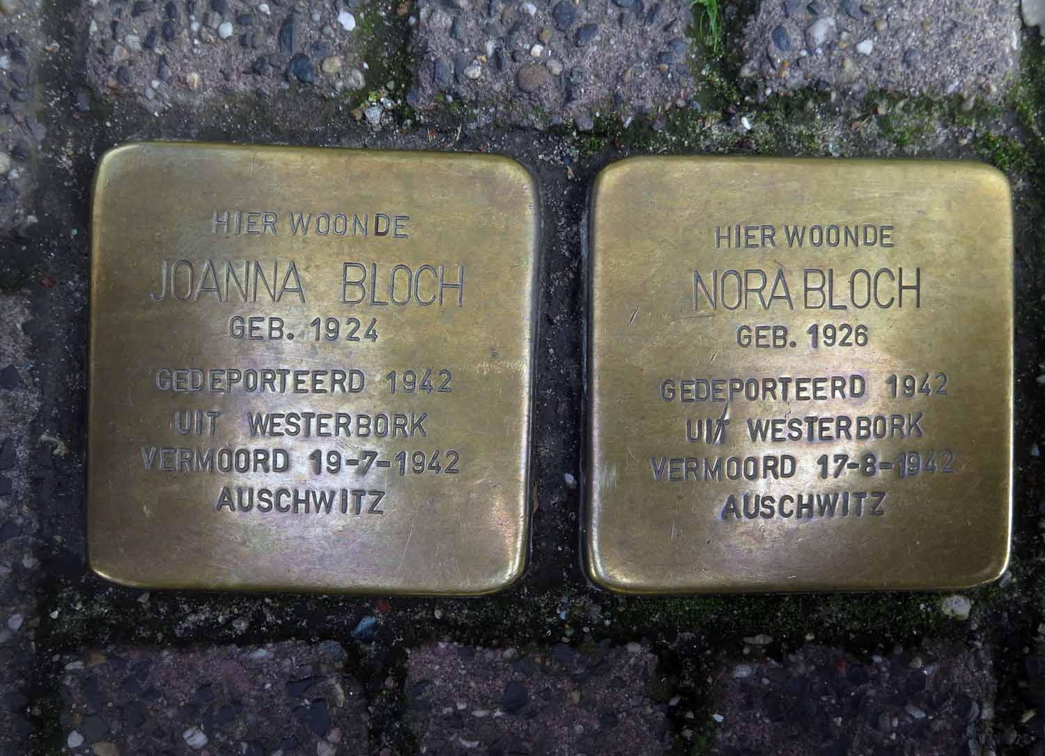 Netherlands-Amsterdam-Street-Scenes-Holocaust-Victims