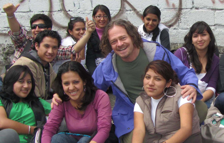 Ecuador-Quito-Street-Scenes-Students