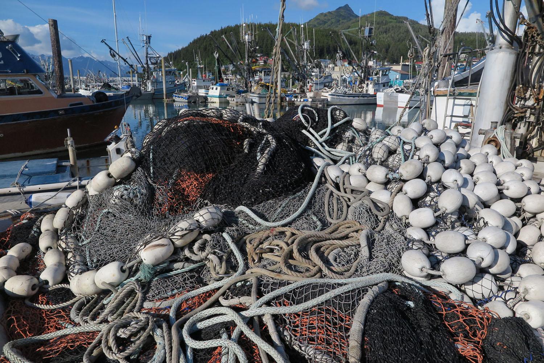 Alaska-Cordova-Harbor