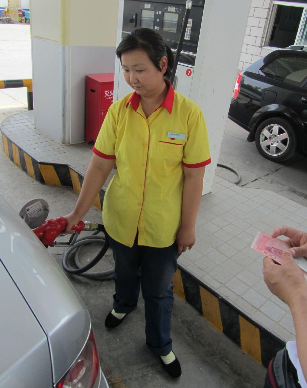 China-Turpan-Desert-Drive-Gasoline