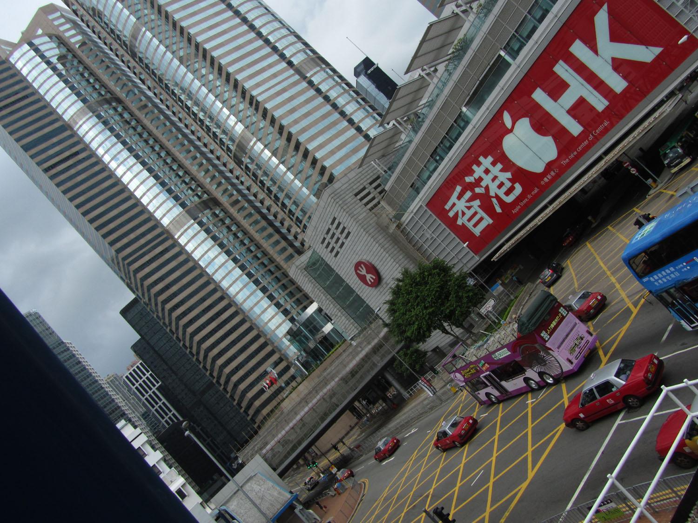 China-Hong-Kong-Street-Scene