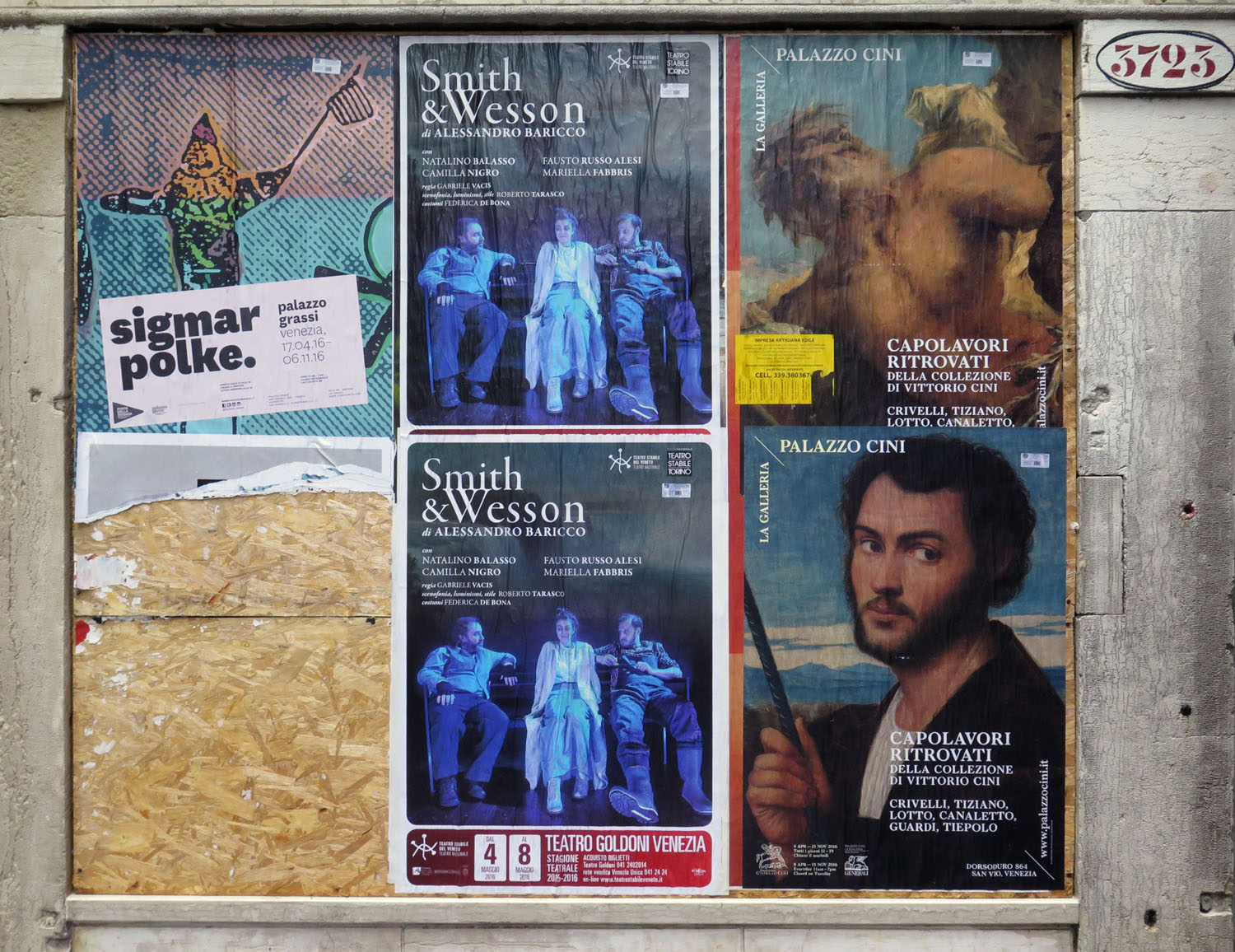 Italy-Venice-Wandering-Around-Posters