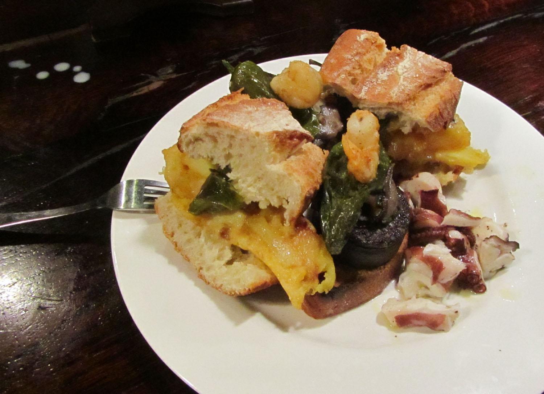 Camino-De-Santiago-Food-And-Drink-Tapas