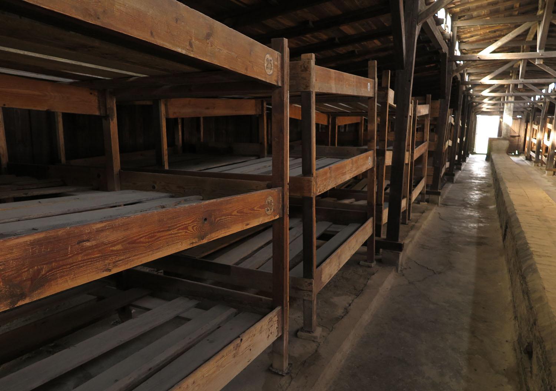 oland-Auschwitz-Birkenau-Barracks