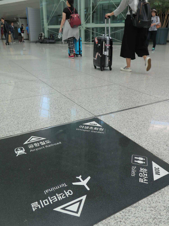 Korea-Seoul-Airport-Directions