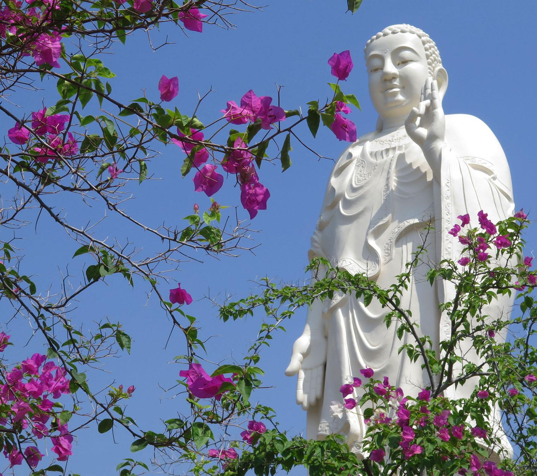 Vietnam-Mekong-Delta-Buddha-Standing