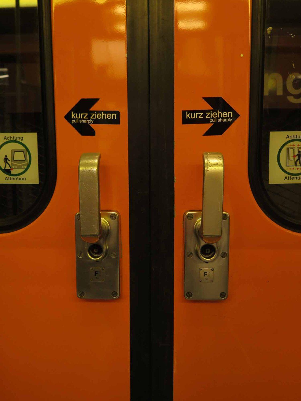 Austria-Vienna-Metro-Doors