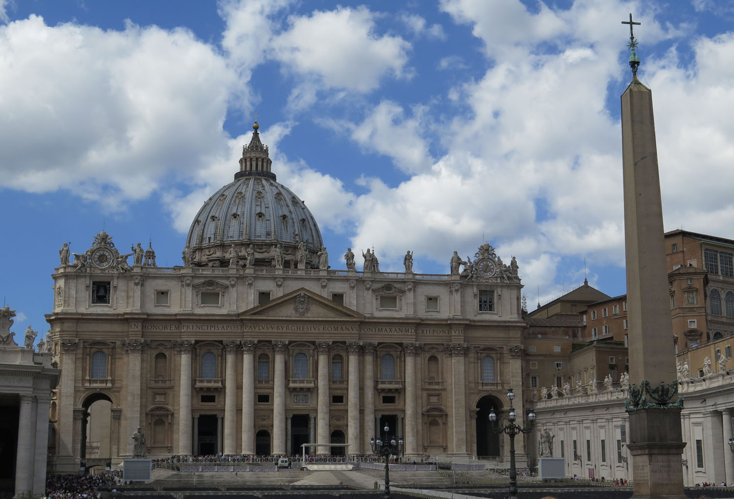 Italy-Rome-Vatican-Saint-Peters-Square