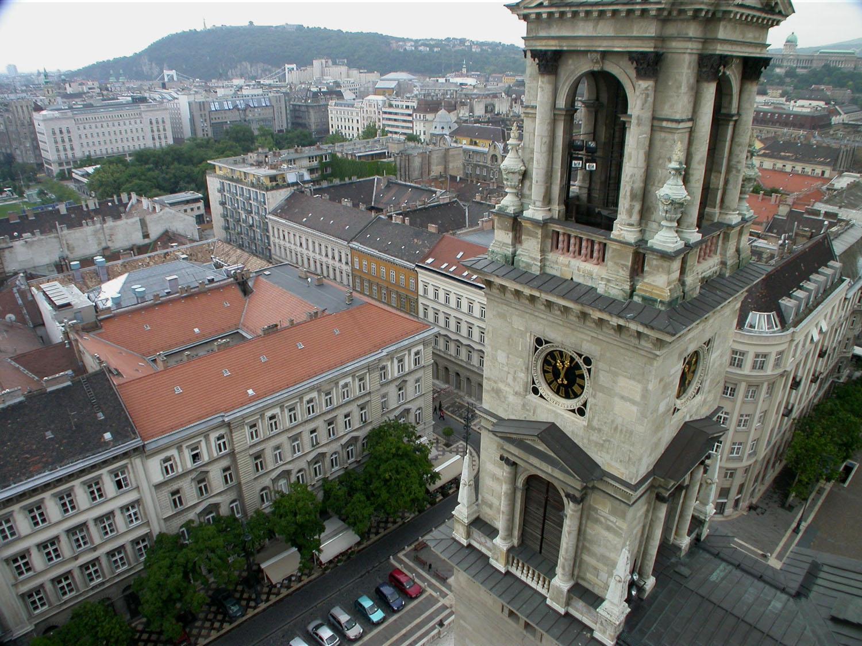 Hungary-Budapest-Saint-Stephens-Basilica-View