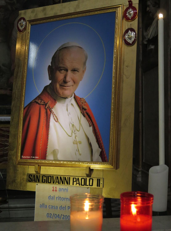 Italy-Rome-Church-John-Paul-II
