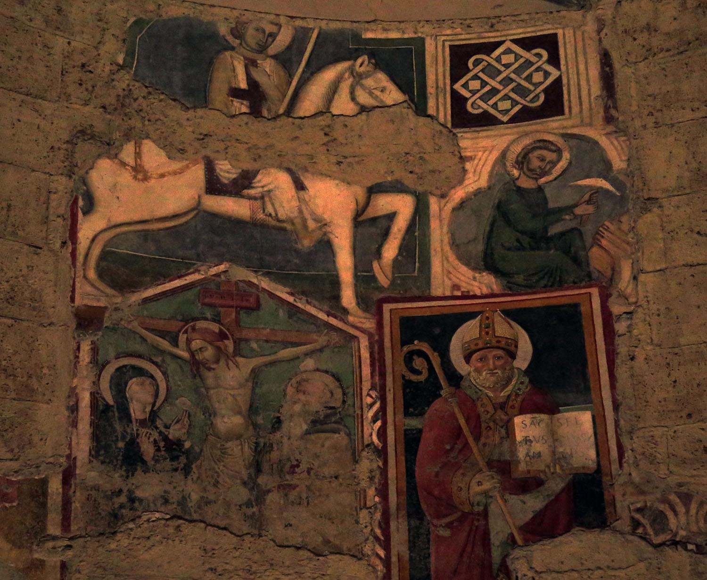 Italy-Orvieto-Duomo-Fresco