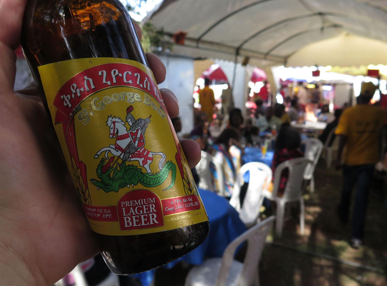 Ethiopia-Addis-Ababa-Expo-Saint-George-Beer