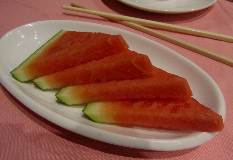 China-Xian-Watermelon