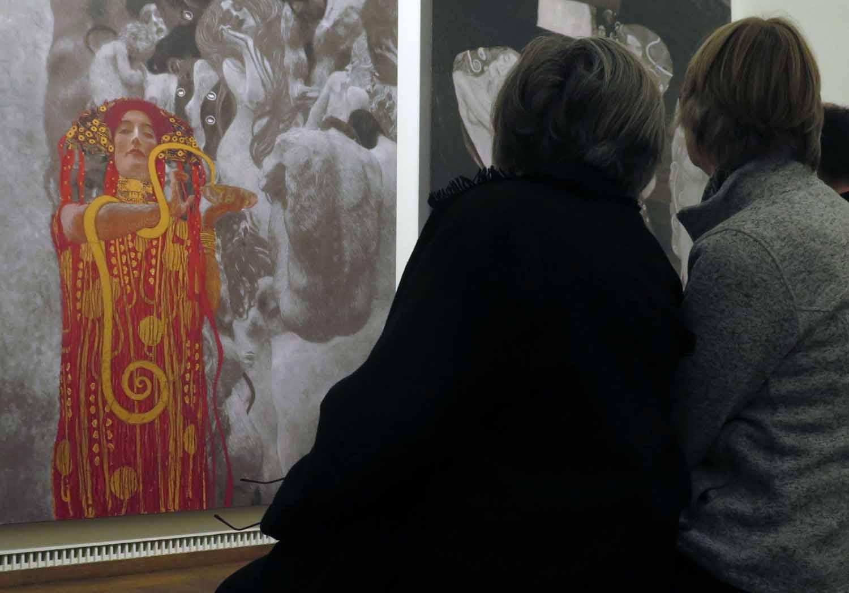 Austria-Vienna-Leopold-Museum-Klimt
