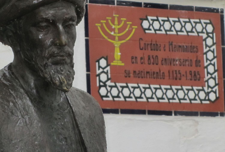 Spain-Cordoba-Maimonides
