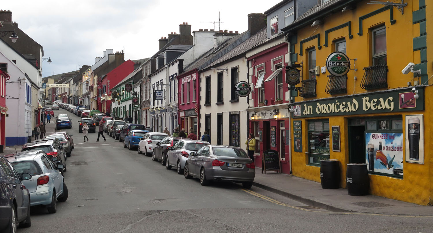 Ireland-Sights-And-Scenery-Dingle-Street