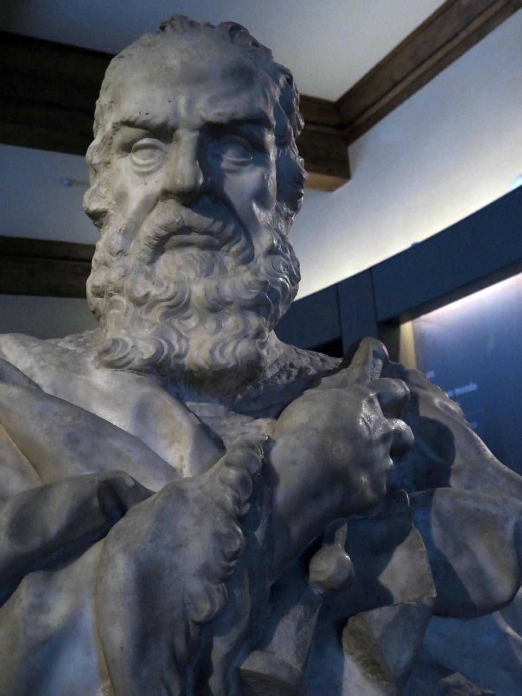 Italy-Florence-Renaissance-Galileo-Bust