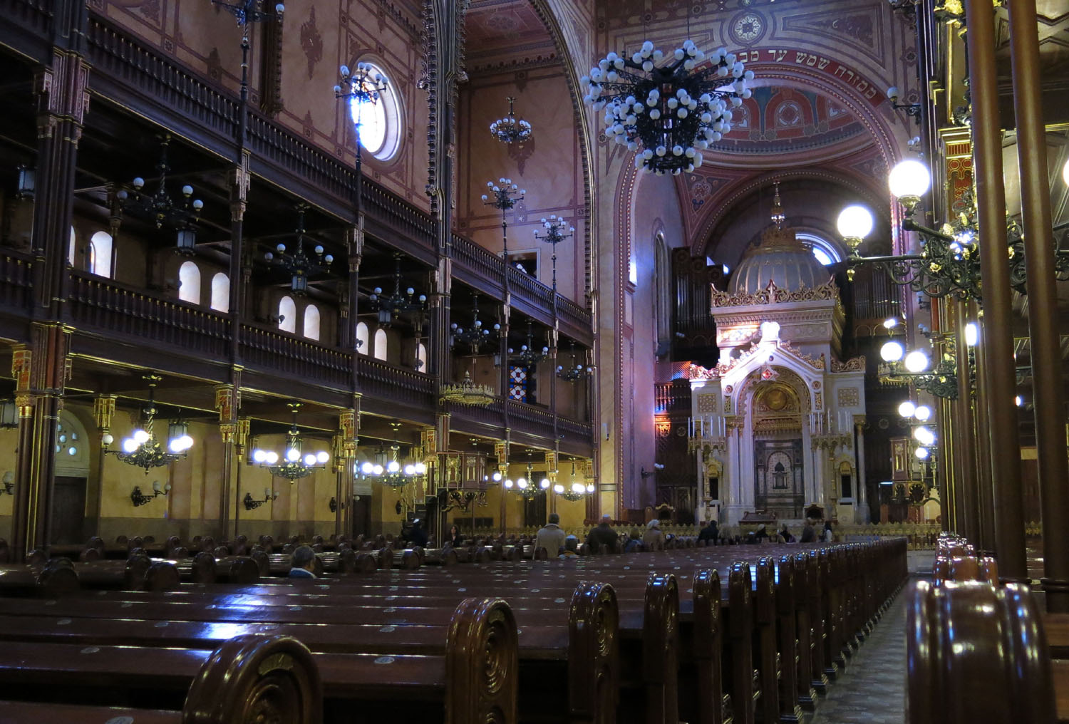 Hungary-Budapest-Great-Synagogue