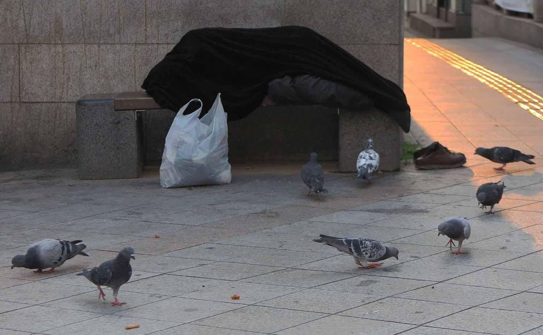 Korea-Seoul-Street-Scenes-Homeless