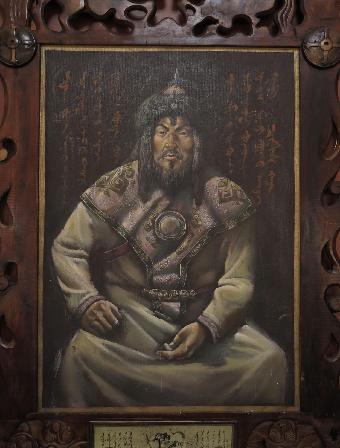 Mongolia-Karakorum-Ger-Camp-Gengis-Khan