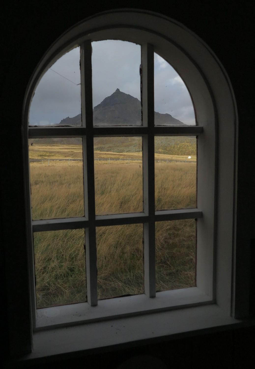 Iceland-Church-Window