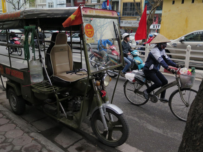 Vietnam-Hanoi-Street-Scenes-Tuk-Tuk