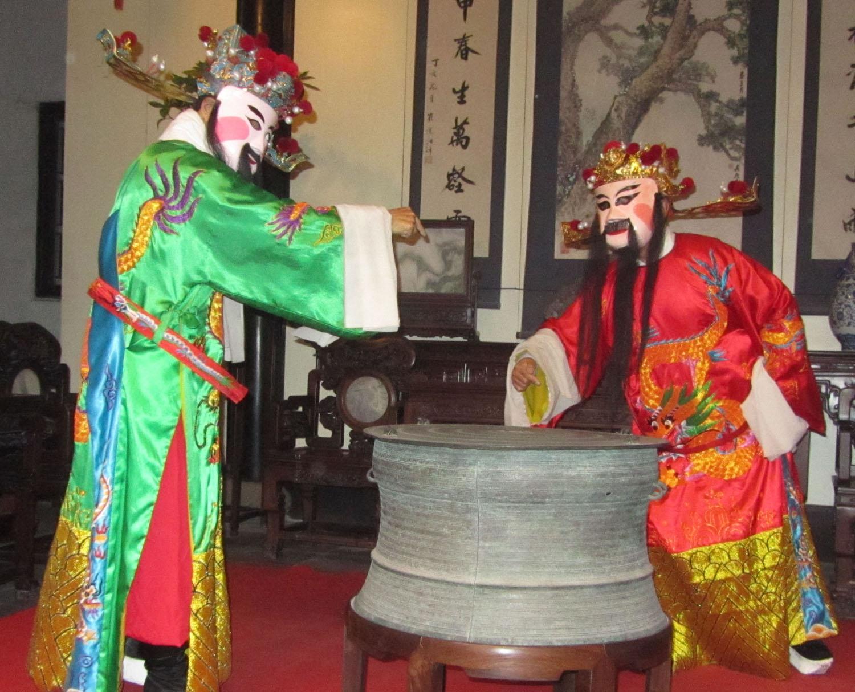 China-Suzhou-Opera