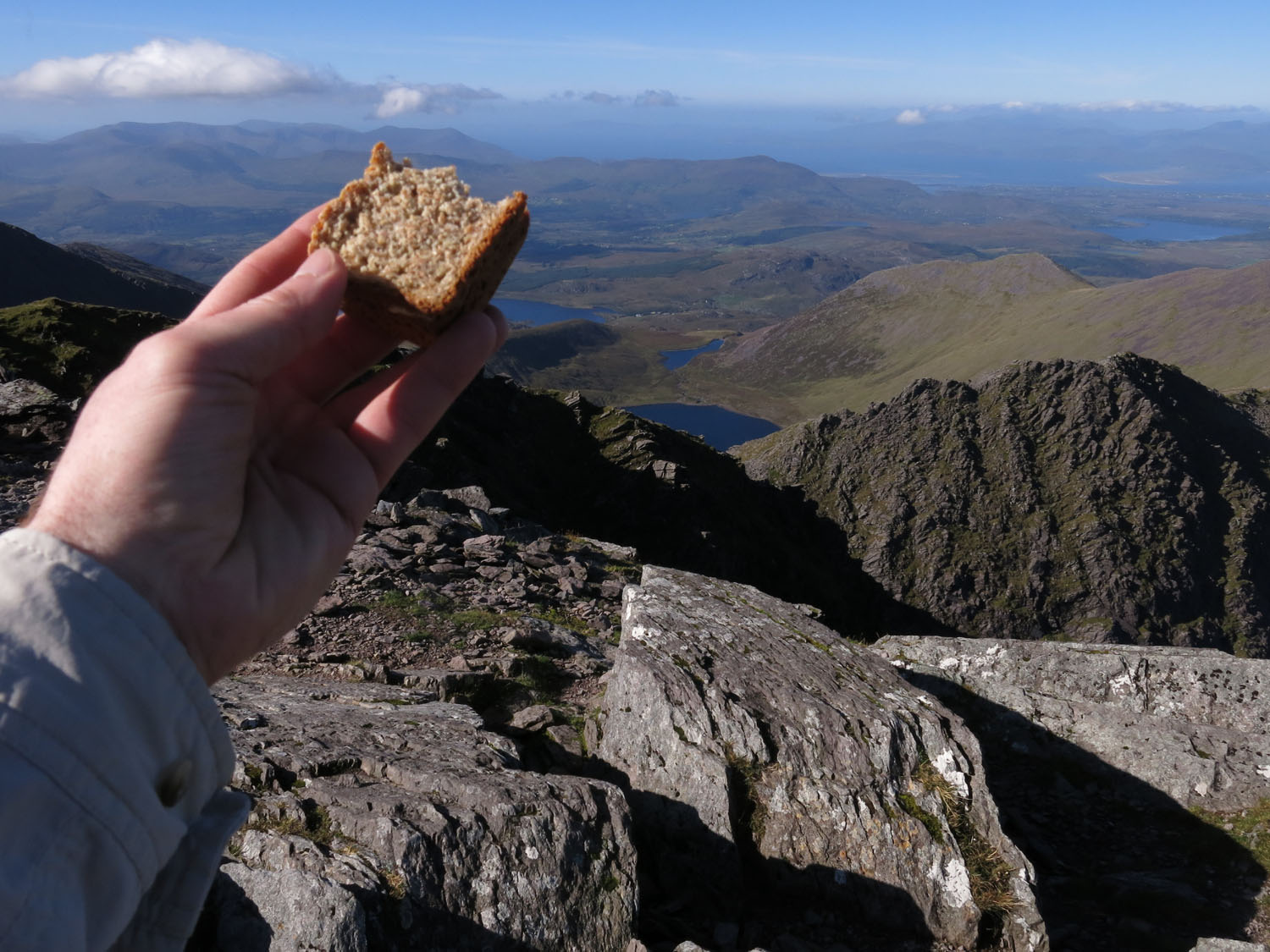 Ireland-Carrauntoohil-Summit-Agnes-Brown-Bread