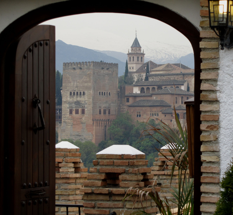 Spain-Granada-Arch