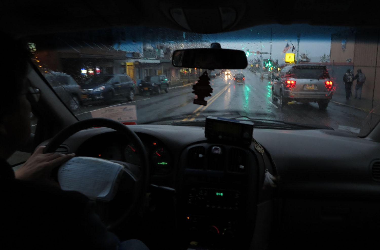 Alaska-Ketchikan-Rain