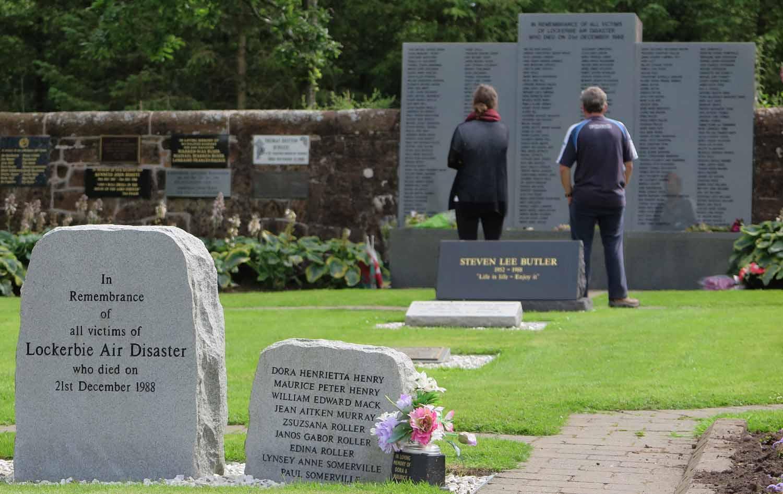 Scotland-Lowlands-Lockerbie-Memorial