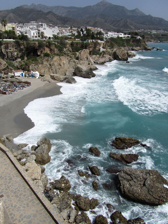 Spain-Nerja-Beach