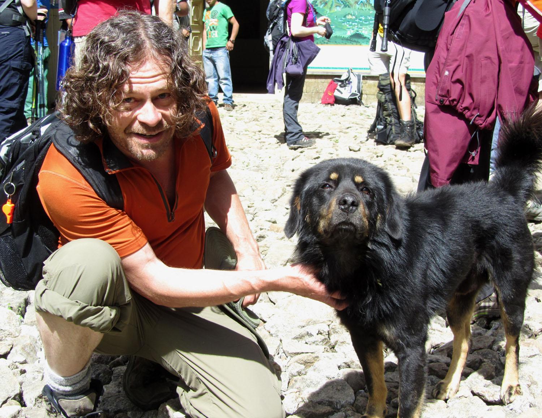 Nepal-Everest-Region-Trek-Day-08-Guardian-Angel