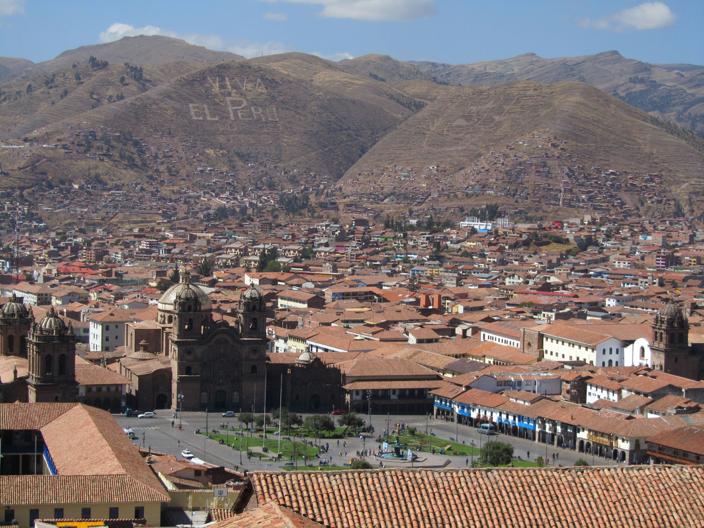 Peru-Cusco-View