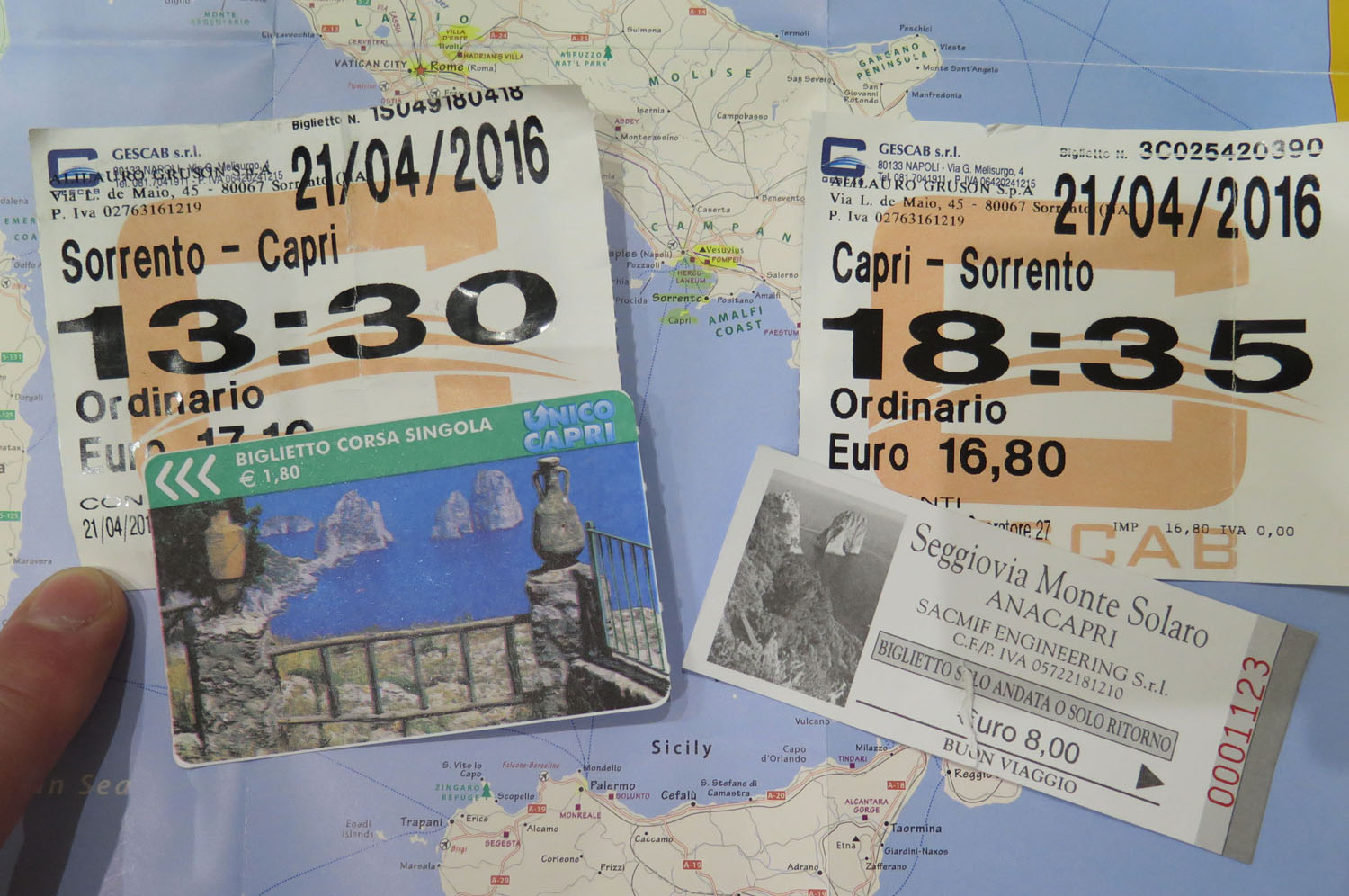 Italy-Capri-Ferry-Tickets