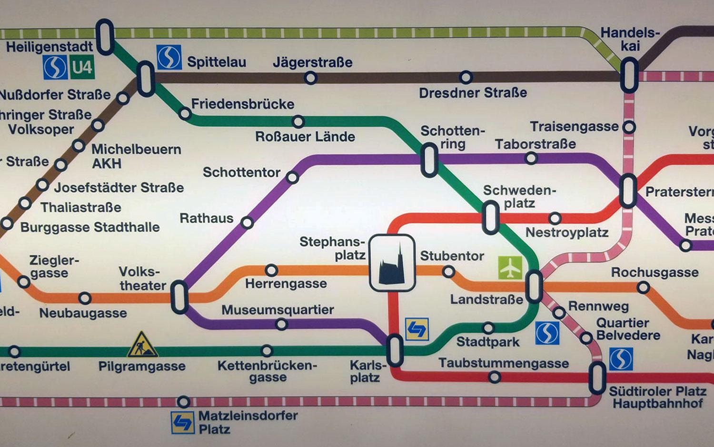 Austria-Vienna-Metro-System-Map