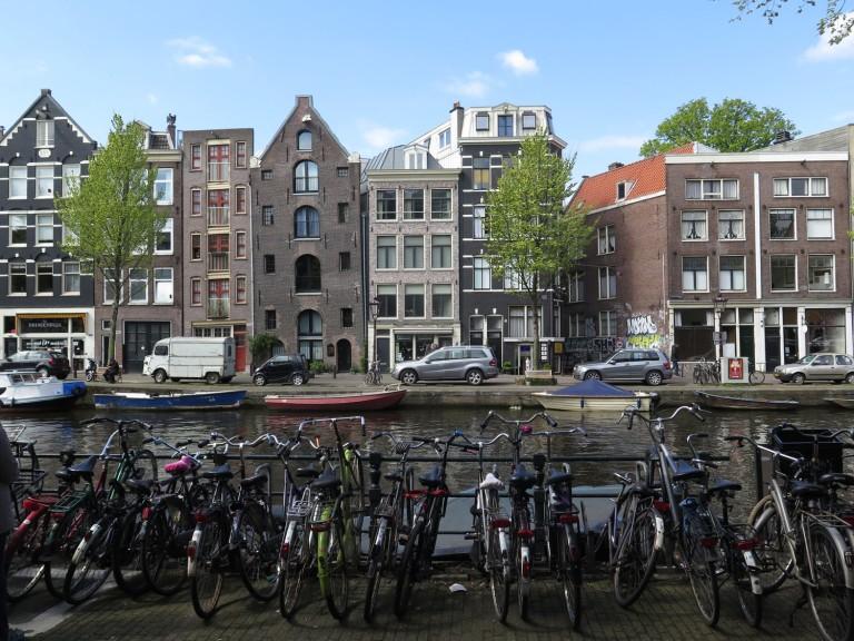 Netherlands-Amsterdam-Canal