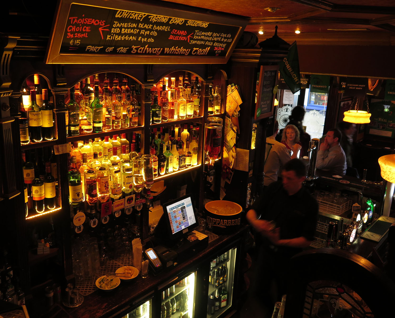 Ireland-Sights-And-Scenery-Galway-Pub