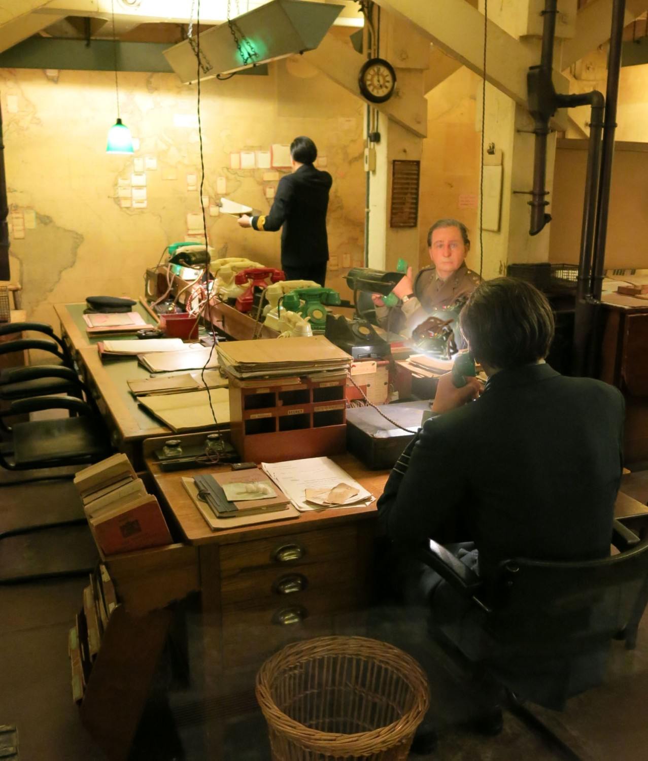 England-London-Churchill-War-Rooms