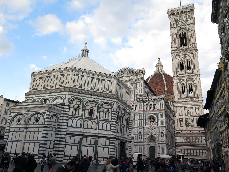 Italy-Florence-Duomo-Exterior